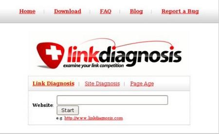 link-diagnosis
