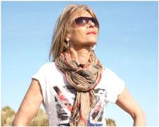 Quoi de plus tendance qu'un foulard pour femme?