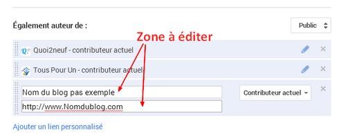 afficher photo article Google Plus
