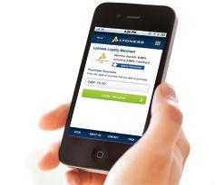 Découvrez les différents services et les nouveautés de l'application Lyoness mobile