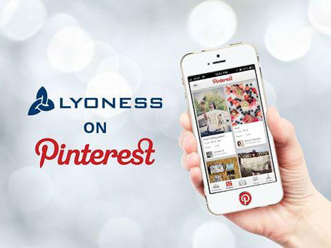 Lyoness international est désormais actif sur Pinterest