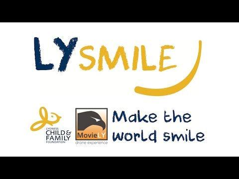 LySmile – une initiative de collecte de fonds exemplaire avec un but incroyable : « faire sourire le monde »